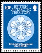 British Antarctic Territory Scott 133