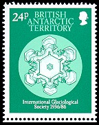 British Antarctic Territory Scott 134