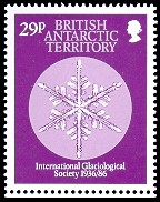 British Antarctic Territory Scott 135