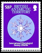 British Antarctic Territory Scott 136