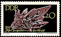 Germany, DDR Scott 798