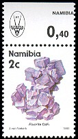 Namibia Scott 675