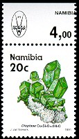 Namibia Scott 679