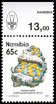 Namibia Scott 685